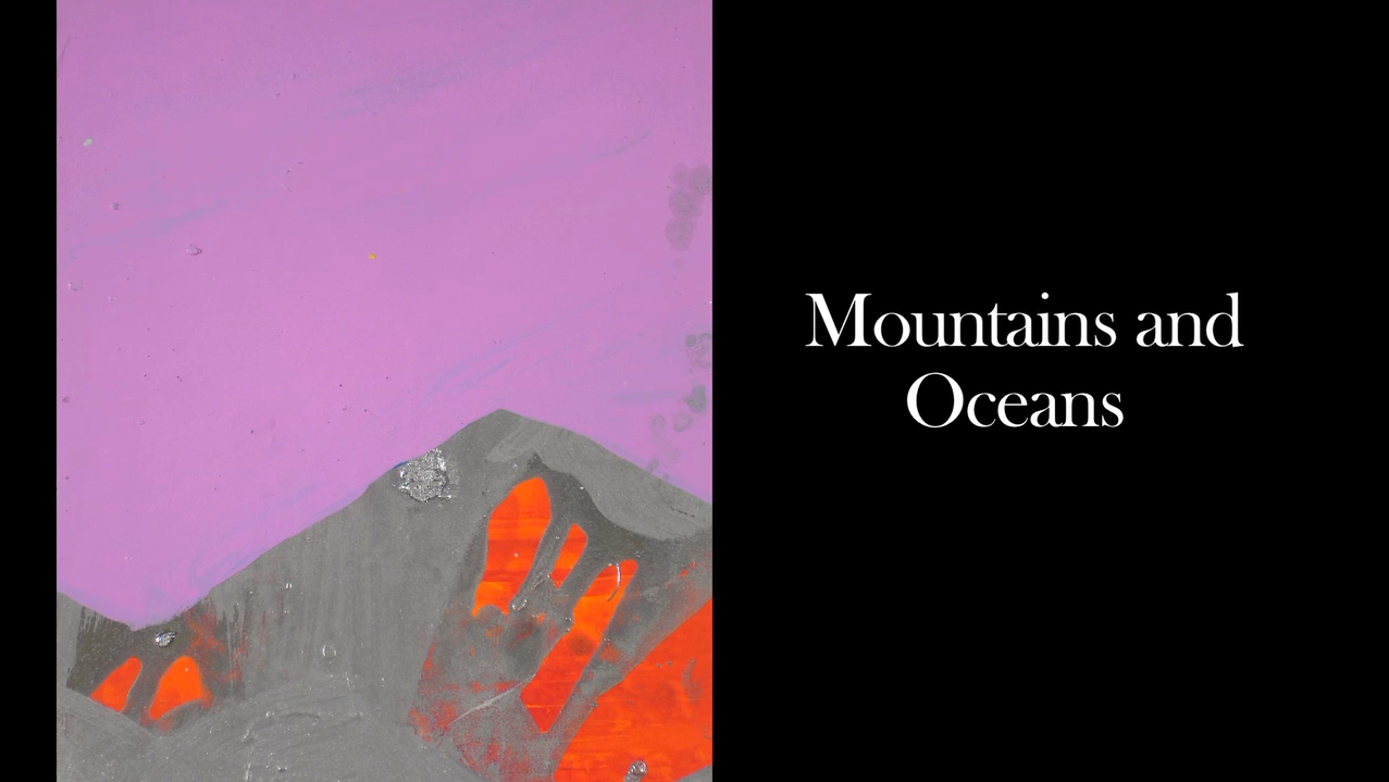 Mountains and Oceans