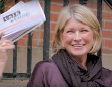 Talk Stoop – Martha Stewart
